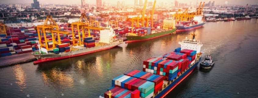 technologies in the port sector