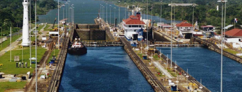 The Panama Canal turns 107 years old
